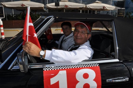 North Cyprus Classic & Sports Car Club