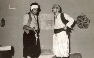 Osman Balikcioglu and Kemal Tunc