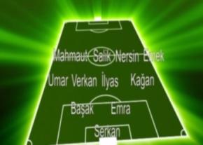 Team lineup image
