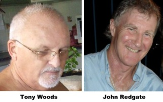 Tony Woods and John Redgate