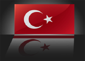 TRNC-Turkish Flag