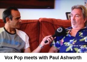 Vox Pop meets with Paul Ashworth