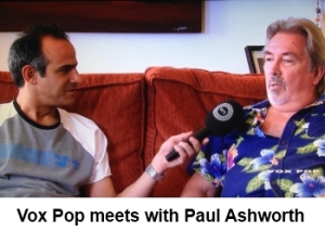 Vox Pop meets with Paul Ashworth