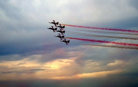 2015 Air show pictures by Claire Lamb of the CESV Volunteers