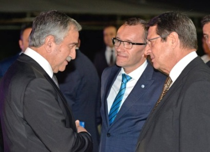 Akinci and Anastasiades