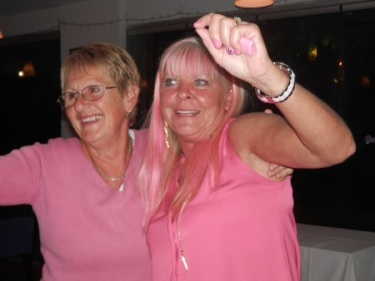 Carole King and Barbara Willbye - In the Pink