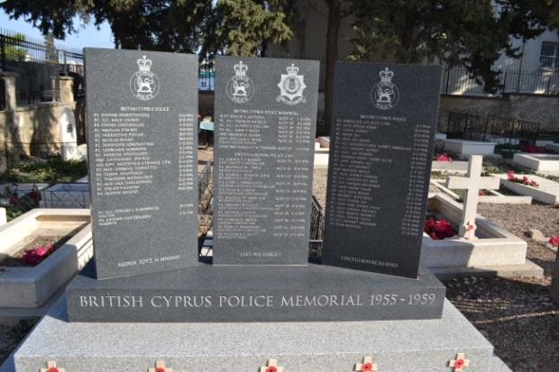 The Cyprus Police Memorial