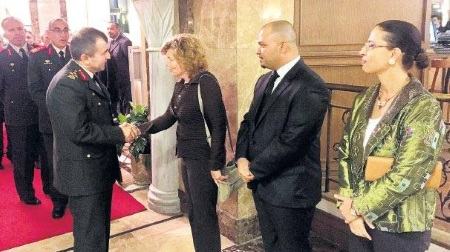 GC's angry with US Ambassador