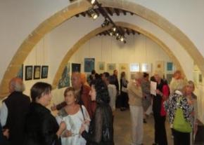Gulseven Coles exhibition image