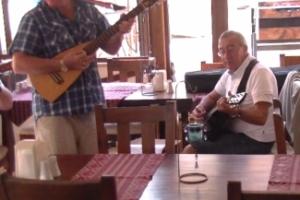 Jamies guitar club in action