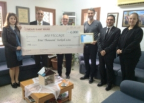 Kyrenia Chamber Choir donate to SOS Village image