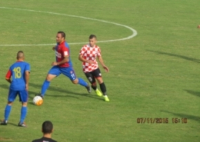 Lacklustre Esentepe Lose Again At The Atatürk Stadium Pictures courtesy of Richard Beale