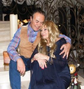 Mehmet and Demetra Mustafoglu