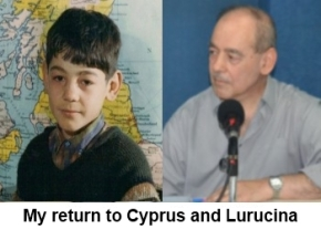 My return to Cyprus and Lurucina