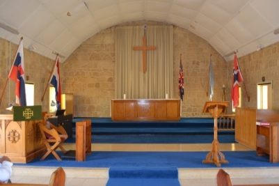The Chapel in St Columba Church