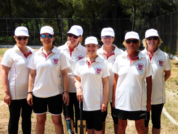 TRNC Ladies Cricket Team