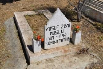 Yusuf's grave