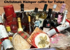 Christmas hamper image