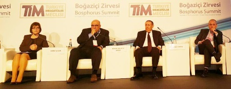 Emine Colak - 6th. Boğaziçi Summit