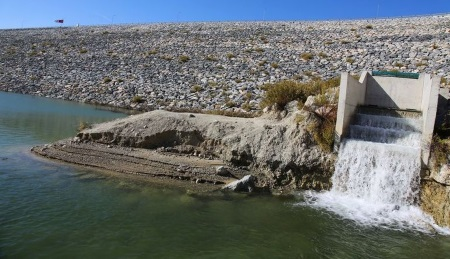 Gecitkoy Dam
