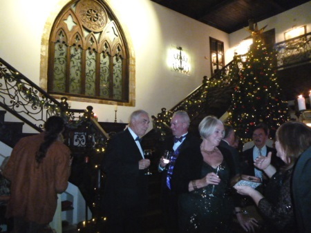 North Cyprus - Christmas Party at Holman Hall - Upper Kyrenia