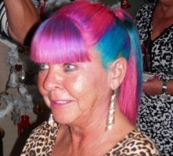 Barbara Willbye - Hair colour