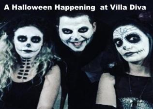 Halloween Happening at Villa Diva image