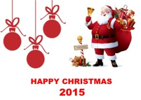 Happy Christmas 2015 image