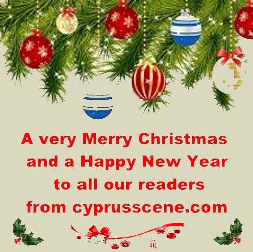 Happy Christmas message