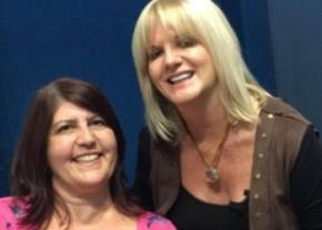 Neshla Avey and Denise Phillips image