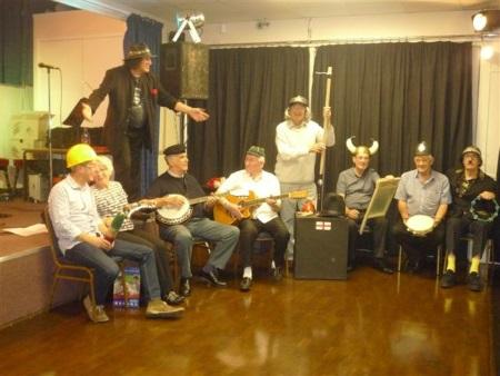NS6 Skiffle Group 2015