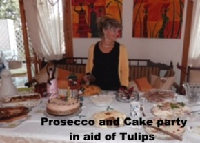 Prosecco and Cake Party image