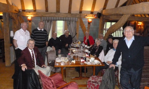 "Cyprus Reviews - Suffolk Regiment in Cyprus - ""Old Boys"" Christmas Reunion"
