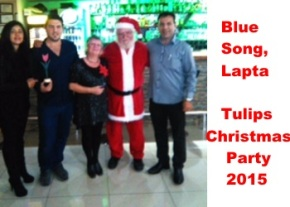 Tulips Xmas Party image