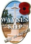 Wayne's Keep logo