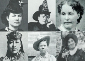 women who shaped the wild west