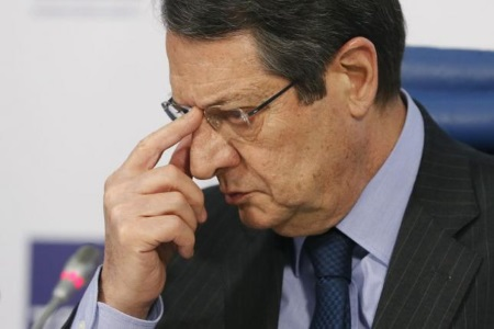 Anastasiades - bowed to dictum