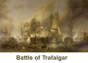 Battle of Trafalga