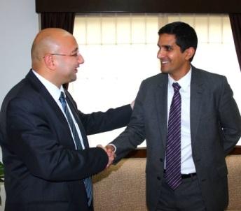 Birikim Özgür and Daleep Singh