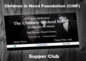 CiNF Supper Club image