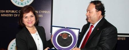 Emine Colak and Aydoğan