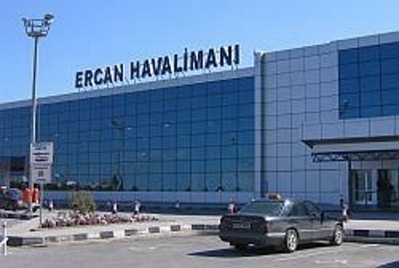 Ercan Airport in more recent times
