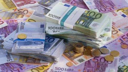 Euros spent by GC's
