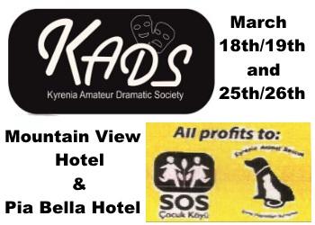 Kyrenia Amateur Dramatic Society - On Tour