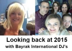 Main Event and bayrak DJ's