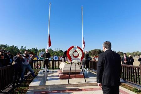 Rauf Denktas Commemoration