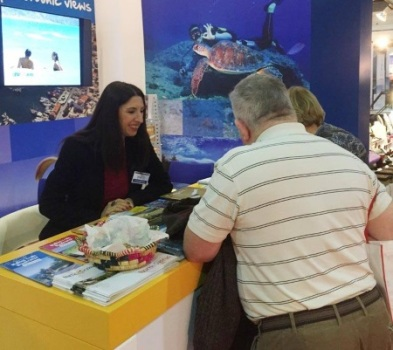 Tourism Fair Dublin