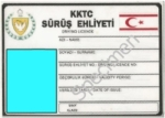 TRNC Driving Licence image