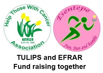 Tulips and Efra fund rasing together