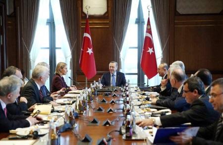 Turkey-EU pledge
